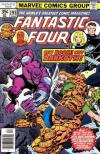 Fantastic Four #193 comic books - cover scans photos Fantastic Four #193 comic books - covers, picture gallery