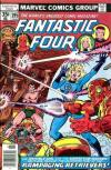 Fantastic Four #195 comic books - cover scans photos Fantastic Four #195 comic books - covers, picture gallery
