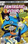 Fantastic Four #197 comic books - cover scans photos Fantastic Four #197 comic books - covers, picture gallery