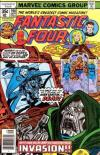 Fantastic Four #198 comic books - cover scans photos Fantastic Four #198 comic books - covers, picture gallery