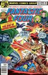 Fantastic Four #199 comic books - cover scans photos Fantastic Four #199 comic books - covers, picture gallery