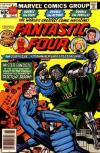 Fantastic Four #200 comic books - cover scans photos Fantastic Four #200 comic books - covers, picture gallery