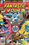 Fantastic Four #201 comic books - cover scans photos Fantastic Four #201 comic books - covers, picture gallery
