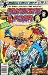 Fantastic Four #202 comic books - cover scans photos Fantastic Four #202 comic books - covers, picture gallery