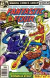 Fantastic Four #204 comic books - cover scans photos Fantastic Four #204 comic books - covers, picture gallery