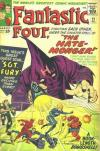 Fantastic Four #21 Comic Books - Covers, Scans, Photos  in Fantastic Four Comic Books - Covers, Scans, Gallery