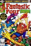 Fantastic Four #218 comic books - cover scans photos Fantastic Four #218 comic books - covers, picture gallery