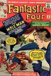 Fantastic Four #22 comic books - cover scans photos Fantastic Four #22 comic books - covers, picture gallery