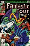 Fantastic Four #221 comic books - cover scans photos Fantastic Four #221 comic books - covers, picture gallery