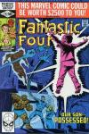 Fantastic Four #222 comic books - cover scans photos Fantastic Four #222 comic books - covers, picture gallery
