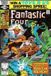 Fantastic Four #223 comic books - cover scans photos Fantastic Four #223 comic books - covers, picture gallery