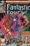 Fantastic Four #225 comic books - cover scans photos Fantastic Four #225 comic books - covers, picture gallery