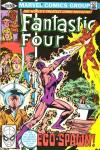 Fantastic Four #228 comic books - cover scans photos Fantastic Four #228 comic books - covers, picture gallery