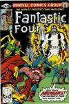 Fantastic Four #230 comic books - cover scans photos Fantastic Four #230 comic books - covers, picture gallery