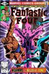 Fantastic Four #231 comic books - cover scans photos Fantastic Four #231 comic books - covers, picture gallery