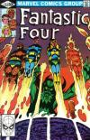 Fantastic Four #232 comic books - cover scans photos Fantastic Four #232 comic books - covers, picture gallery