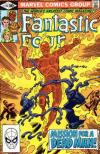 Fantastic Four #233 Comic Books - Covers, Scans, Photos  in Fantastic Four Comic Books - Covers, Scans, Gallery