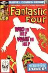 Fantastic Four #234 comic books - cover scans photos Fantastic Four #234 comic books - covers, picture gallery