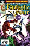 Fantastic Four #235 Comic Books - Covers, Scans, Photos  in Fantastic Four Comic Books - Covers, Scans, Gallery