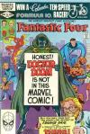 Fantastic Four #238 comic books - cover scans photos Fantastic Four #238 comic books - covers, picture gallery