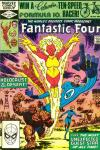 Fantastic Four #239 comic books - cover scans photos Fantastic Four #239 comic books - covers, picture gallery