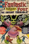 Fantastic Four #24 comic books - cover scans photos Fantastic Four #24 comic books - covers, picture gallery