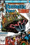 Fantastic Four #240 comic books - cover scans photos Fantastic Four #240 comic books - covers, picture gallery