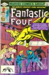 Fantastic Four #241 comic books - cover scans photos Fantastic Four #241 comic books - covers, picture gallery