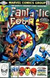 Fantastic Four #242 comic books - cover scans photos Fantastic Four #242 comic books - covers, picture gallery
