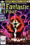 Fantastic Four #244 comic books - cover scans photos Fantastic Four #244 comic books - covers, picture gallery