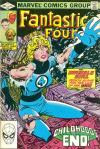 Fantastic Four #245 comic books - cover scans photos Fantastic Four #245 comic books - covers, picture gallery