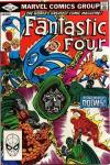 Fantastic Four #246 comic books - cover scans photos Fantastic Four #246 comic books - covers, picture gallery