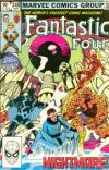 Fantastic Four #248 comic books - cover scans photos Fantastic Four #248 comic books - covers, picture gallery