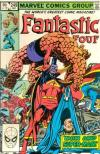Fantastic Four #249 comic books - cover scans photos Fantastic Four #249 comic books - covers, picture gallery
