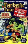Fantastic Four #25 Comic Books - Covers, Scans, Photos  in Fantastic Four Comic Books - Covers, Scans, Gallery