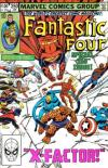 Fantastic Four #250 comic books - cover scans photos Fantastic Four #250 comic books - covers, picture gallery