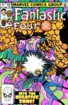 Fantastic Four #251 comic books - cover scans photos Fantastic Four #251 comic books - covers, picture gallery