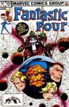 Fantastic Four #253 comic books - cover scans photos Fantastic Four #253 comic books - covers, picture gallery