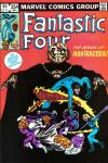 Fantastic Four #254 comic books - cover scans photos Fantastic Four #254 comic books - covers, picture gallery
