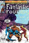 Fantastic Four #255 comic books - cover scans photos Fantastic Four #255 comic books - covers, picture gallery