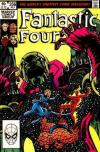 Fantastic Four #256 comic books - cover scans photos Fantastic Four #256 comic books - covers, picture gallery