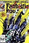 Fantastic Four #258 comic books - cover scans photos Fantastic Four #258 comic books - covers, picture gallery