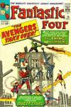 Fantastic Four #26 comic books for sale