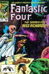 Fantastic Four #261 comic books - cover scans photos Fantastic Four #261 comic books - covers, picture gallery