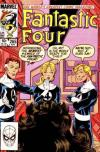 Fantastic Four #265 comic books - cover scans photos Fantastic Four #265 comic books - covers, picture gallery
