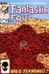 Fantastic Four #269 comic books - cover scans photos Fantastic Four #269 comic books - covers, picture gallery