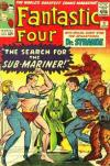 Fantastic Four #27 comic books - cover scans photos Fantastic Four #27 comic books - covers, picture gallery