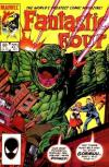 Fantastic Four #271 comic books - cover scans photos Fantastic Four #271 comic books - covers, picture gallery