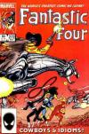 Fantastic Four #272 Comic Books - Covers, Scans, Photos  in Fantastic Four Comic Books - Covers, Scans, Gallery