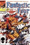 Fantastic Four #274 comic books - cover scans photos Fantastic Four #274 comic books - covers, picture gallery